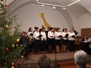 Vianočný benefičný koncert