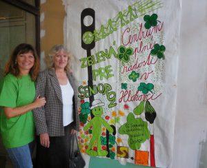 Zelená pre seniorov